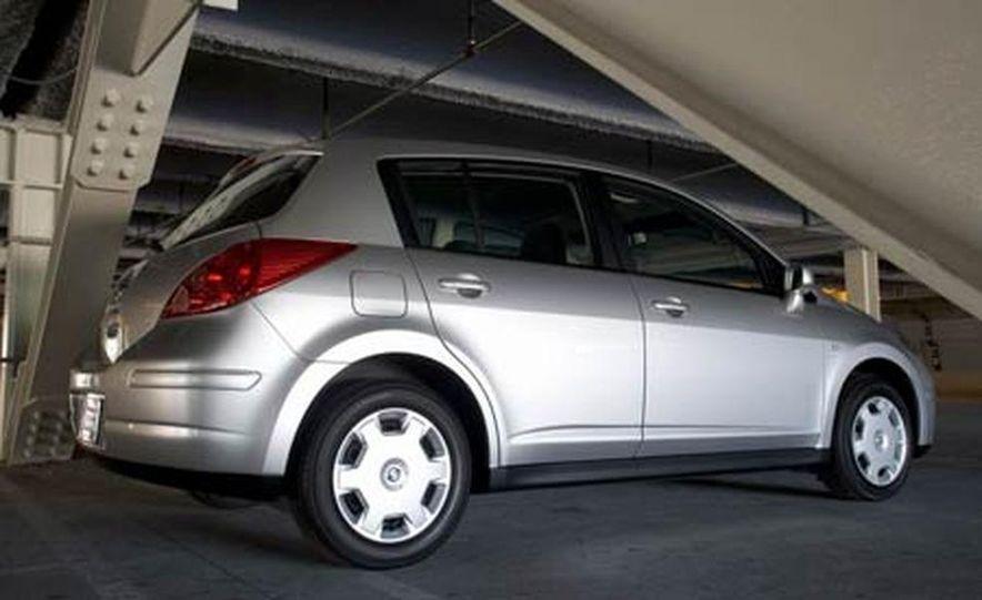 2007 Honda Fit Sport - Slide 38