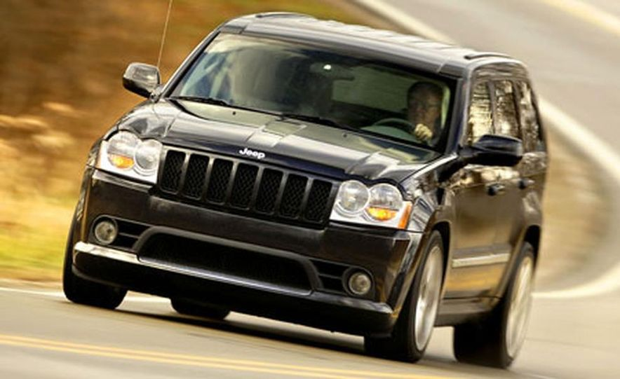 2006 Chevrolet Trailblazer SS SUV - Slide 9