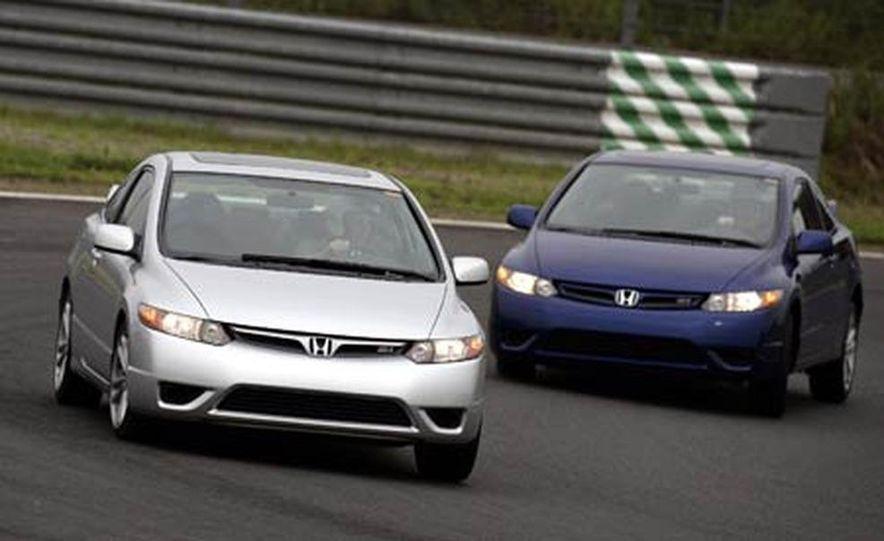 2006 Honda Civic Si - Slide 15