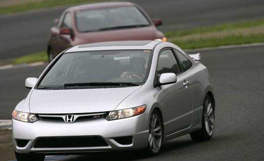 2006 Honda Civic Si - Slide 16