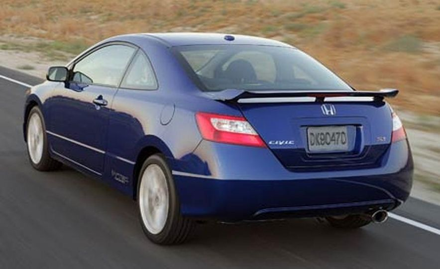 2006 Honda Civic Si - Slide 8