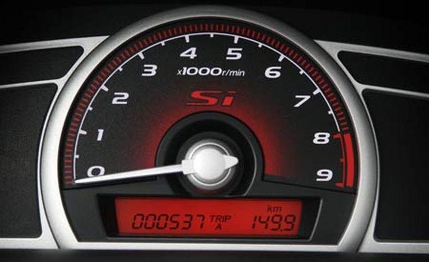 2006 Honda Civic Si - Slide 25