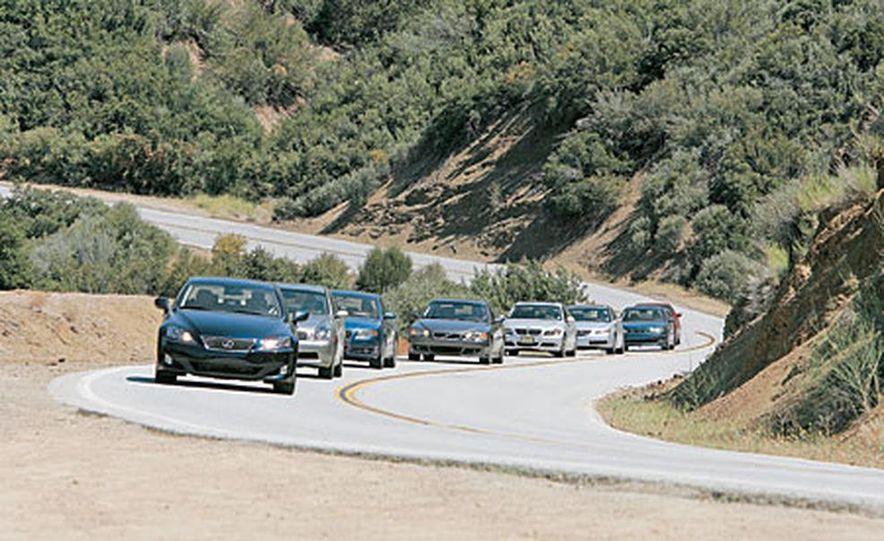 $35,000 Sports Sedans - Slide 1