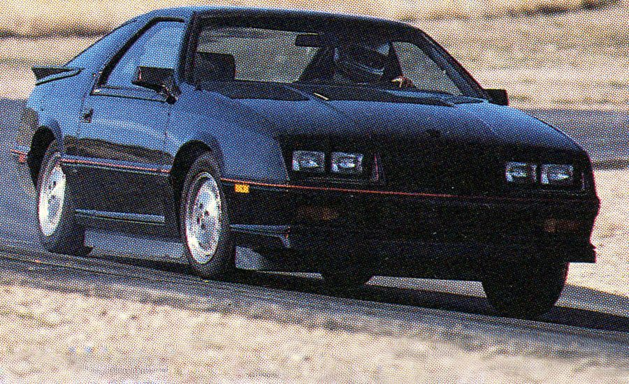 Dodge Daytona Turbo Z