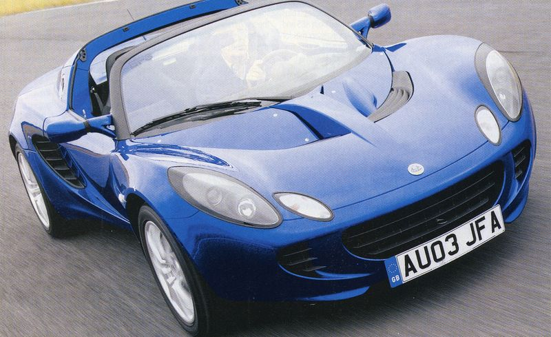 2005 Lotus Elise Road Test Review Car And Driver