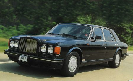 Bentley Turbo R | Fourth Place