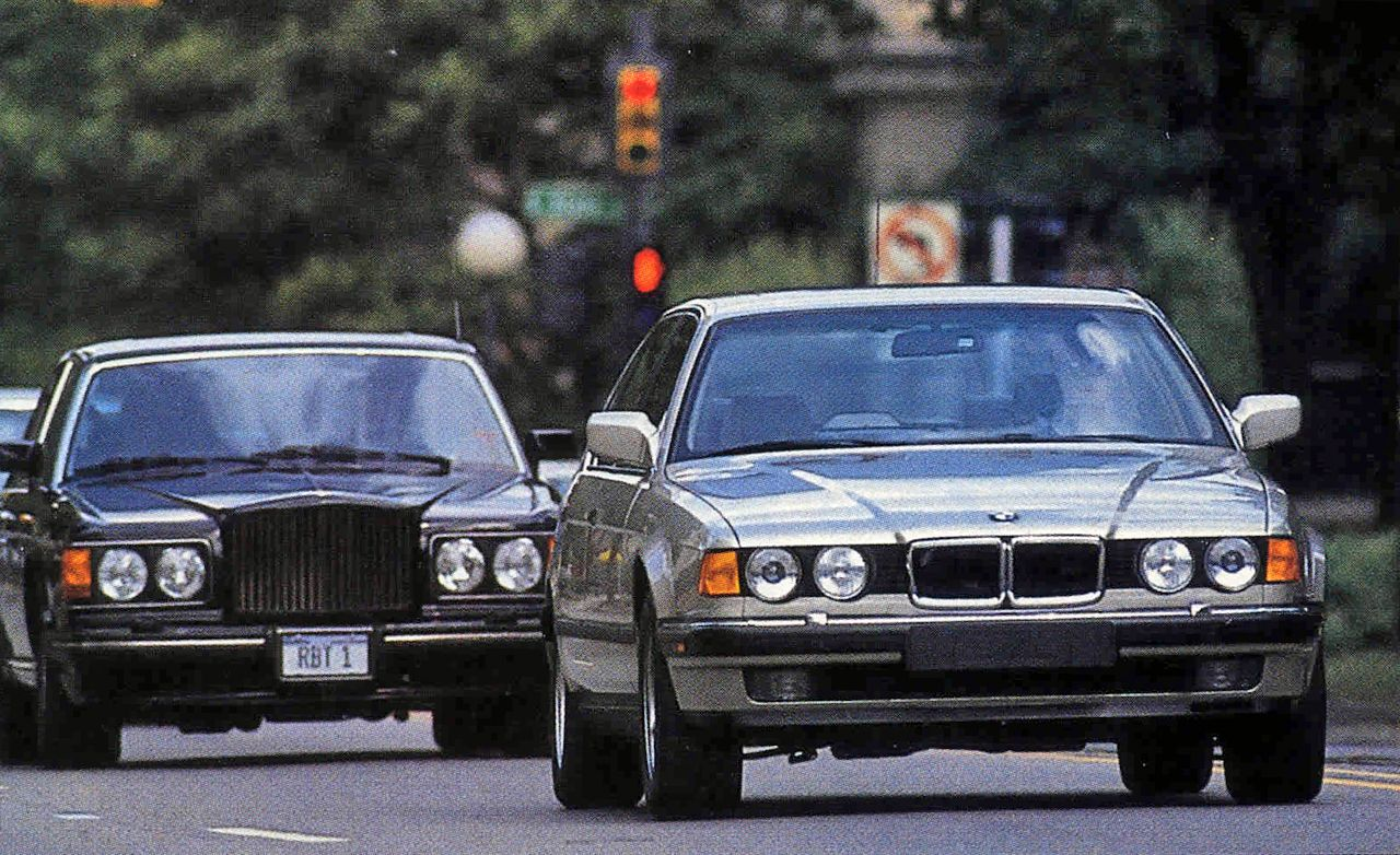 BMW 750iL | First Place