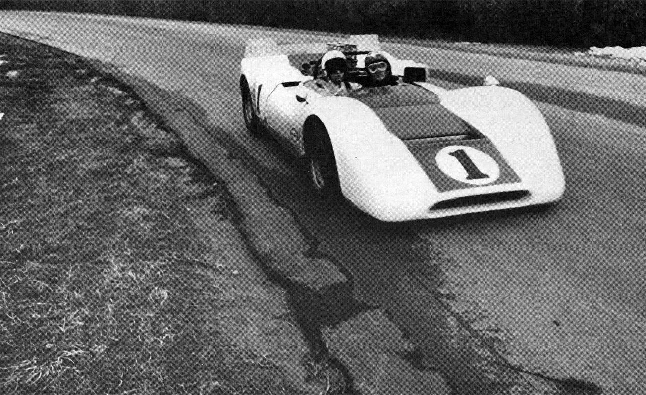 The Danville Incident, Or: How We Wrecked a Lola T160 at Virginia International Raceway