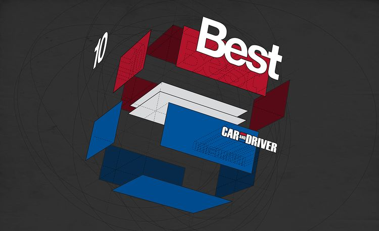 2016 10Best Cars