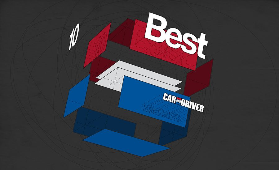 2016 10Best Cars: The Winners, Features, Photos, and More ...