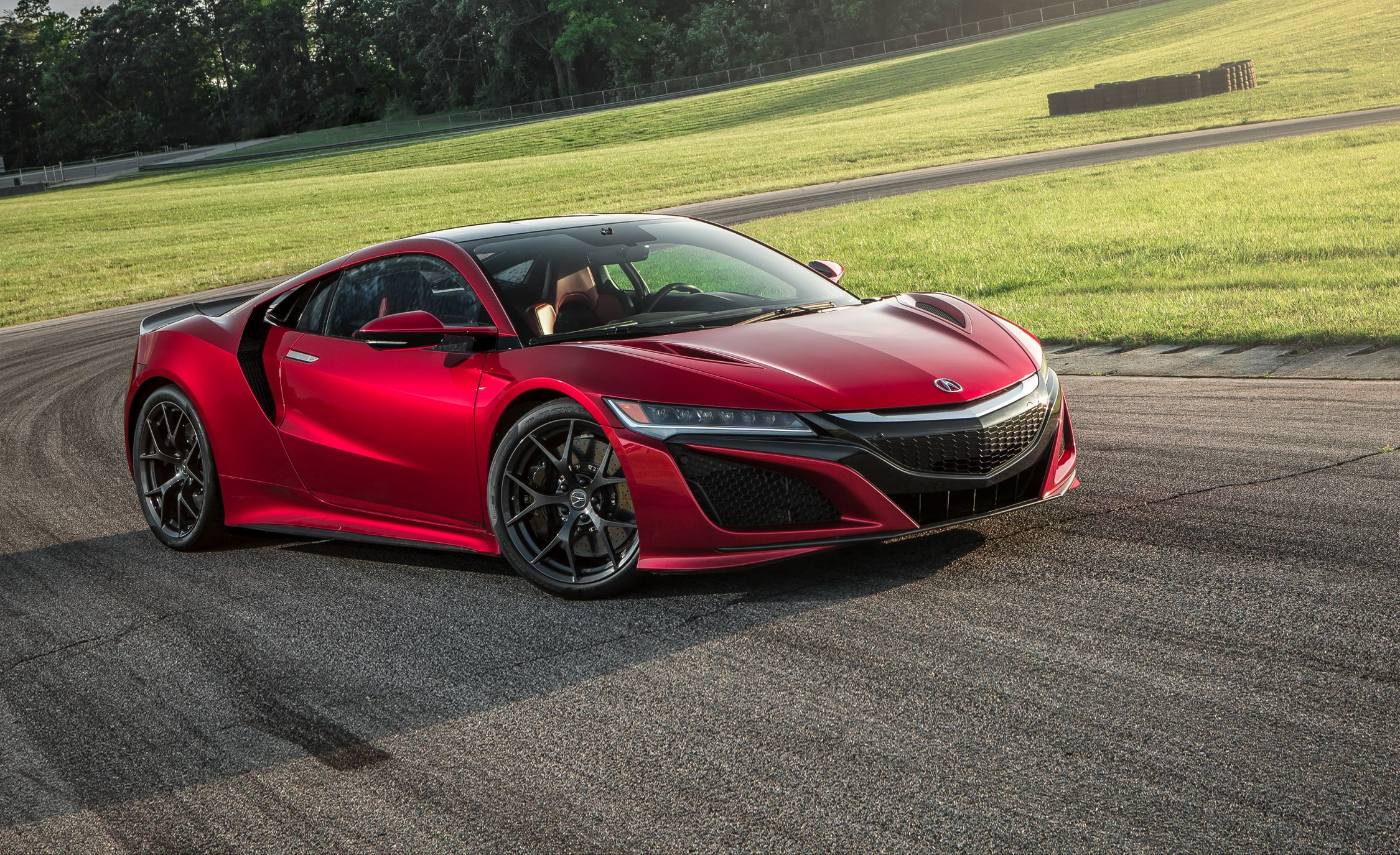 2017 acura nsx in depth model review car and driver. Black Bedroom Furniture Sets. Home Design Ideas