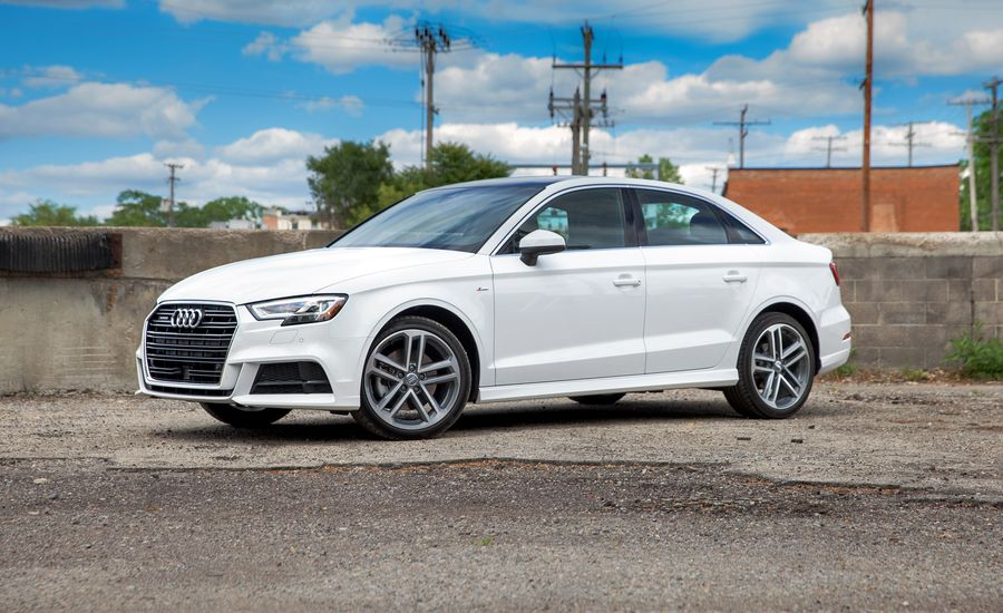 Audi A InDepth Model Review Car And Driver - A3 msrp