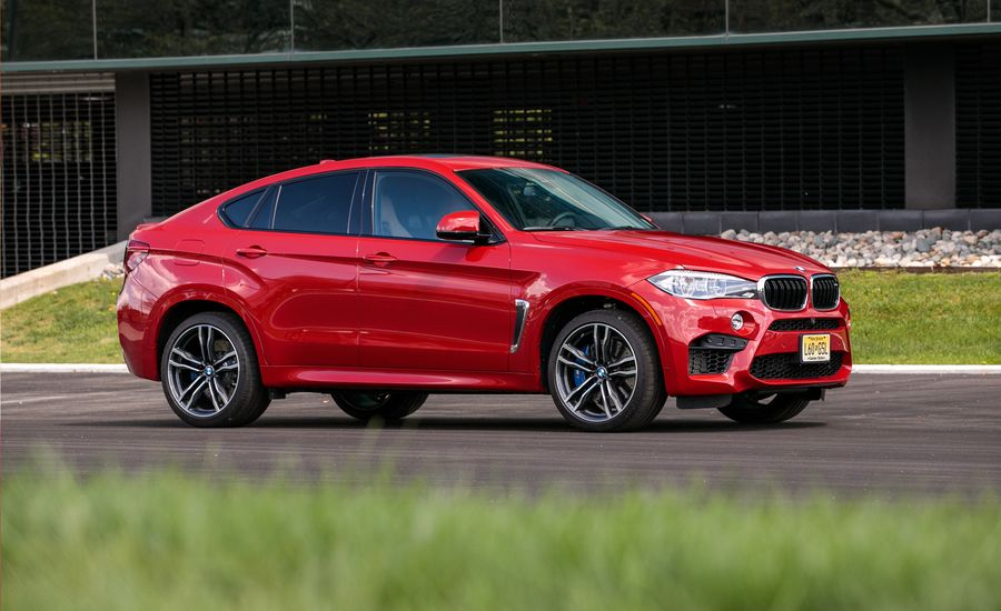 2017 bmw x6 m in depth model review car and driver. Black Bedroom Furniture Sets. Home Design Ideas
