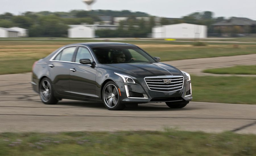 Cts Review Car And Driver