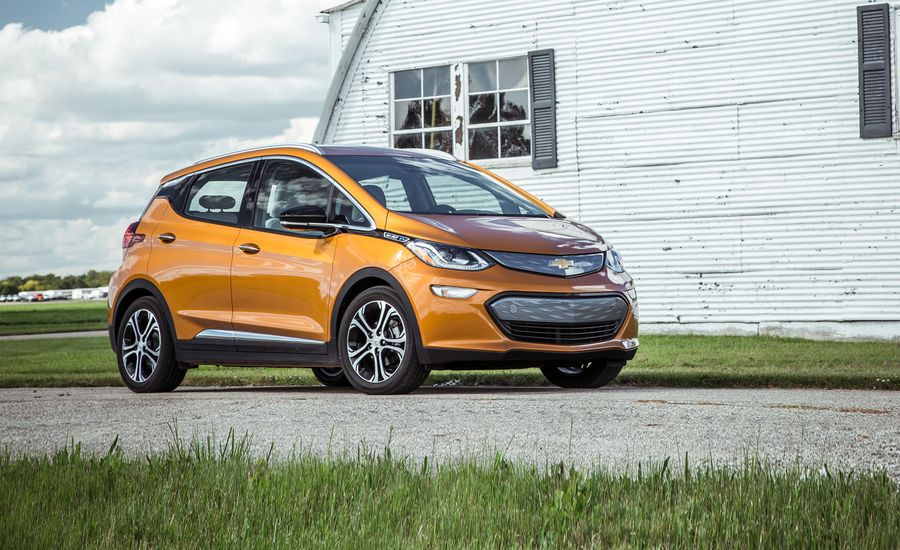 2017 Chevrolet Bolt EV | In-Depth Model Review | Car and Driver