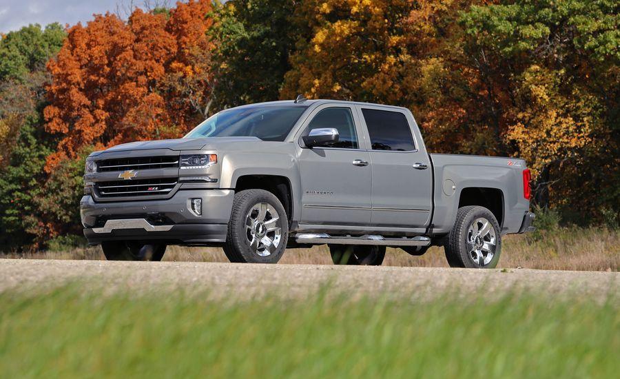 2017 Chevrolet Silverado In Depth Model Review Car And Driver