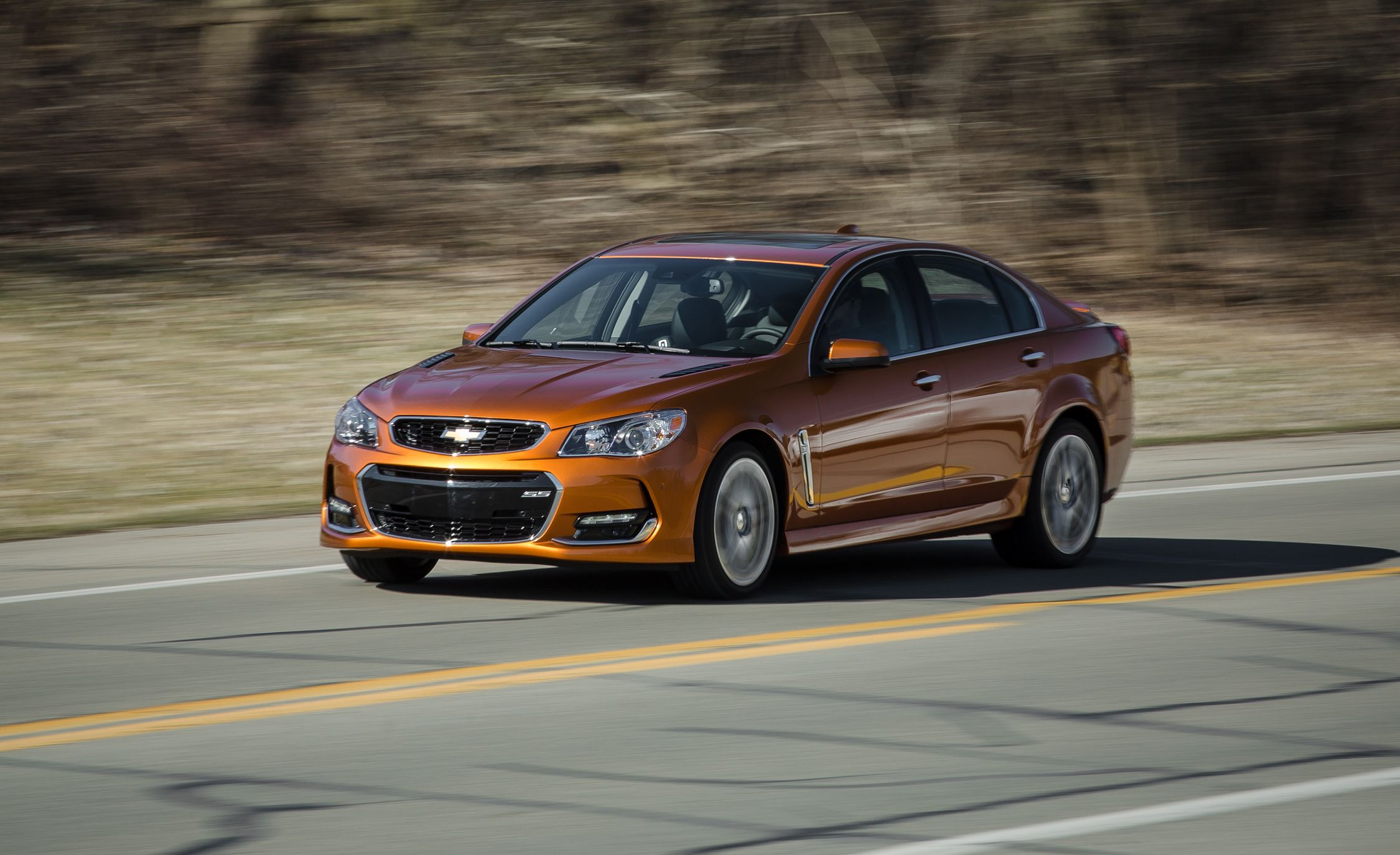 Malibu Ss 2018 >> Chevrolet SS Reviews | Chevrolet SS Price, Photos, and Specs | Car and Driver