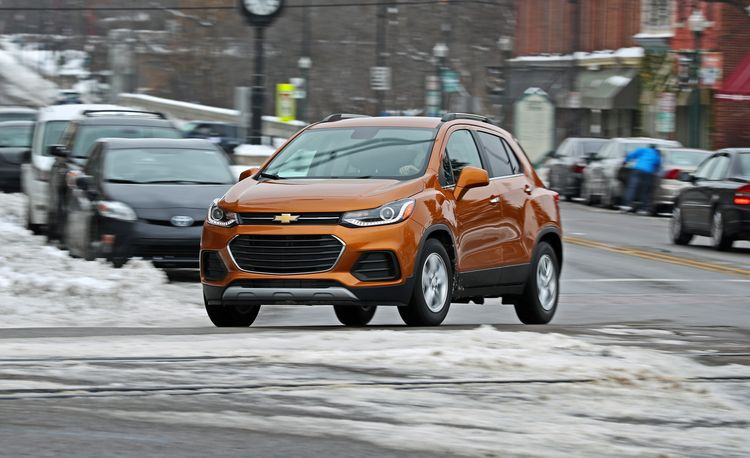 Reviews 2017 Chevrolet Trax