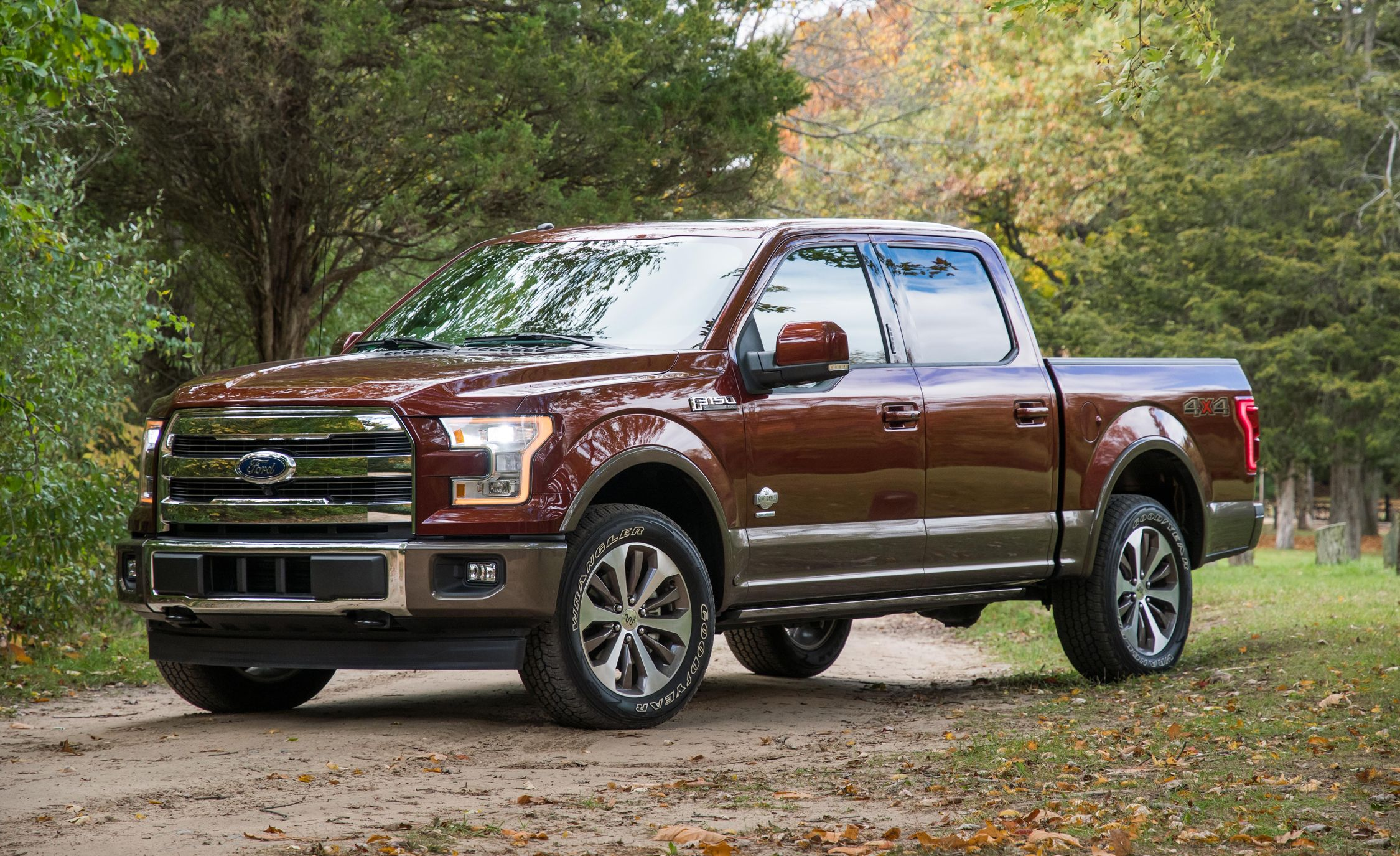2017 Ford F150 InDepth Model Review Car and Driver