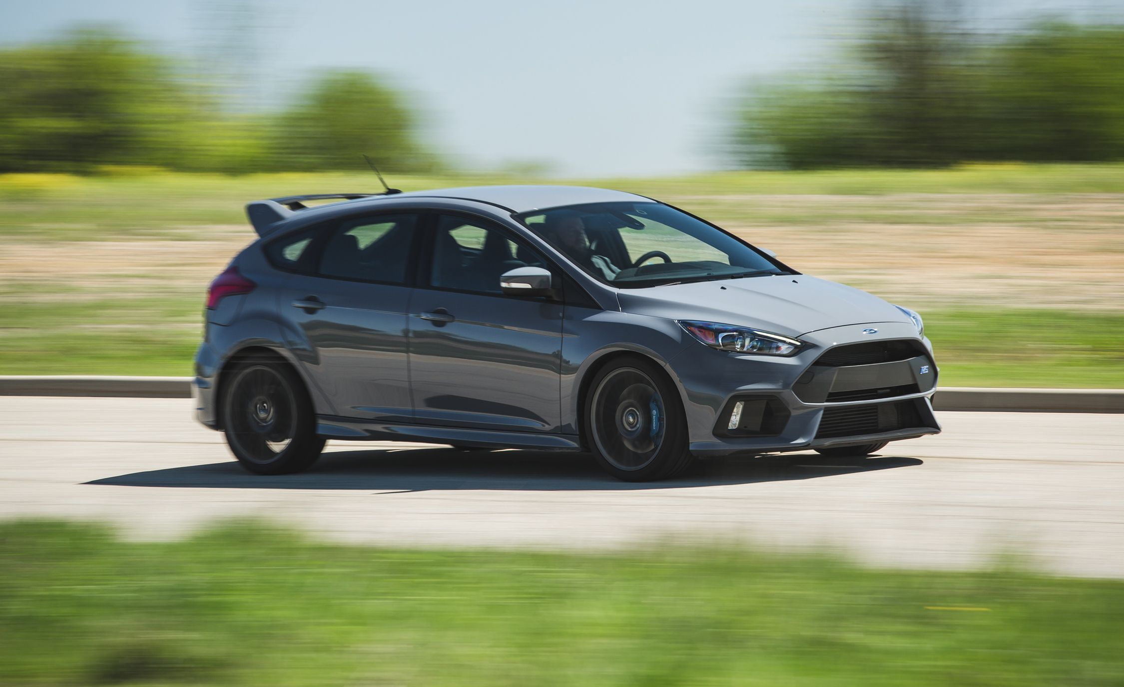 Certified Used Toyota >> 2017 Ford Focus RS | In-Depth Model Review | Car and Driver