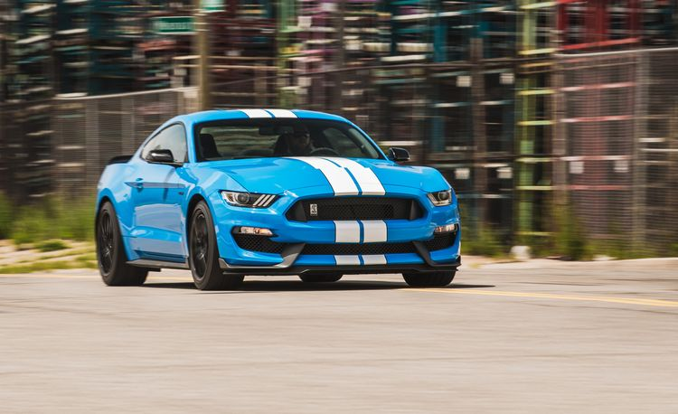 2017 Ford Mustang Shelby GT350 / GT350R