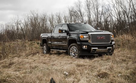 2017 GMC Sierra 2500HD / 3500HD