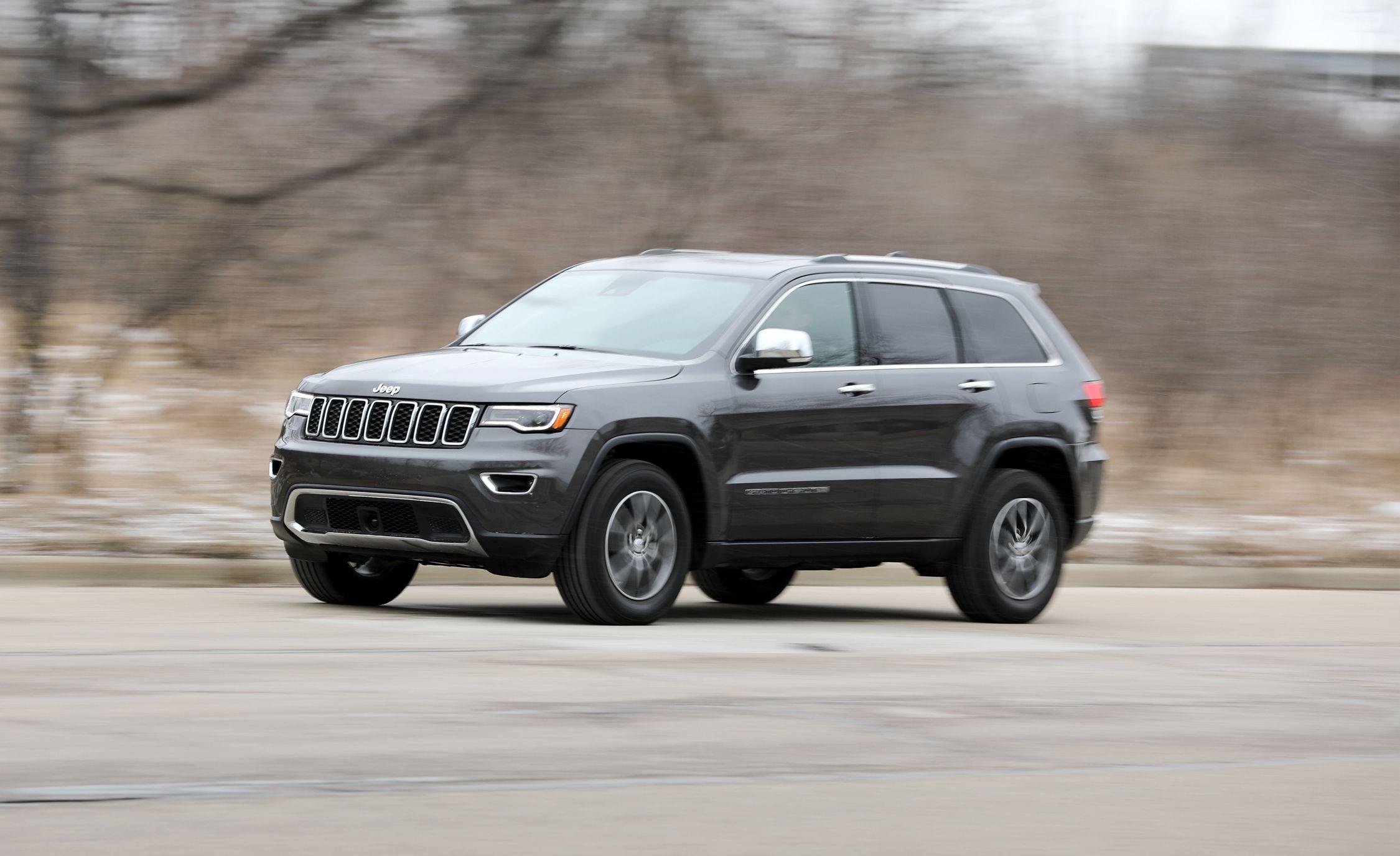 Jeep grand cherokee altitude reviews