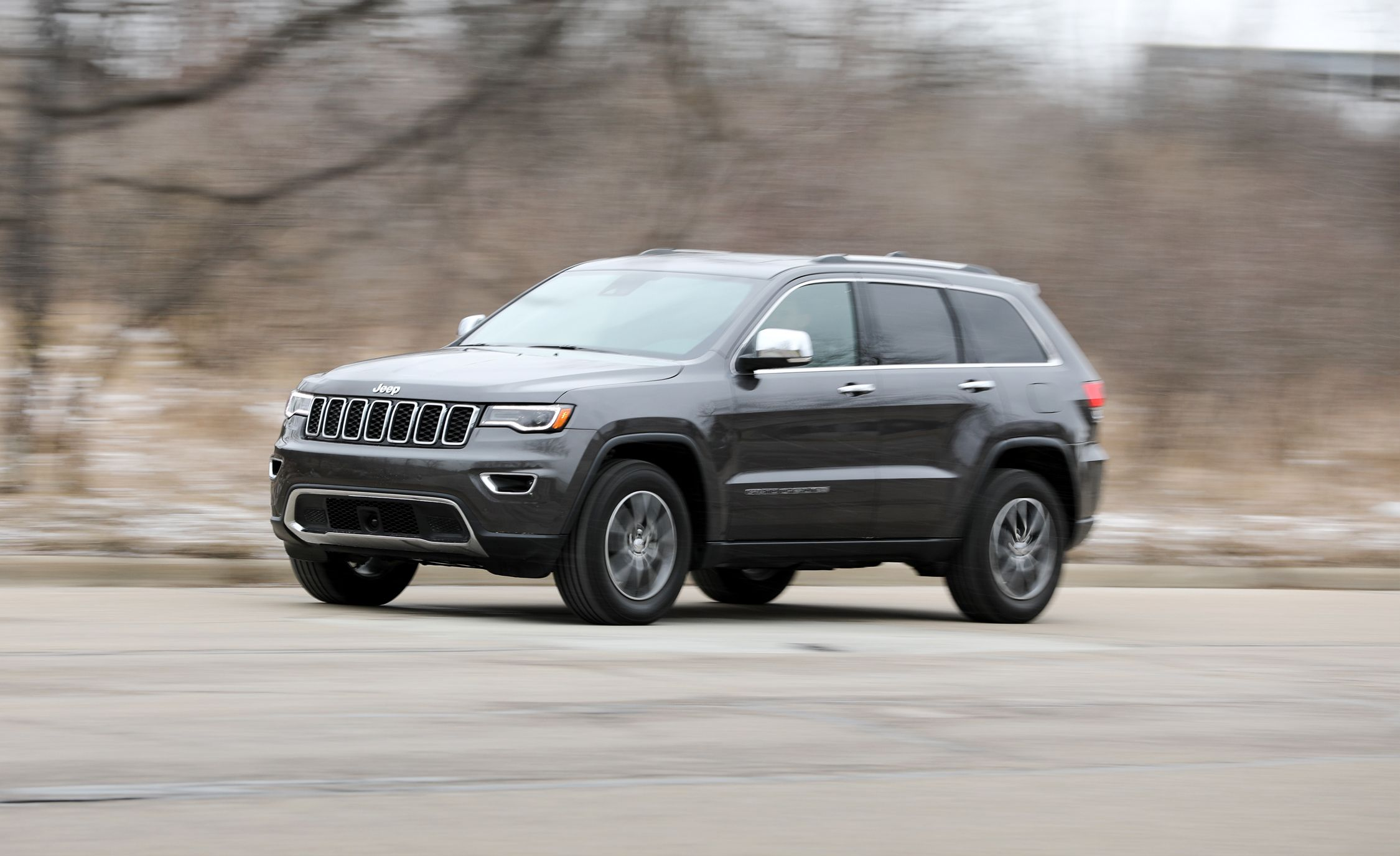 2017 Jeep Grand Cherokee. Reviews ...