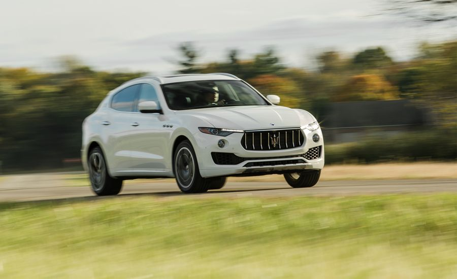 2017 Maserati Levante In This Story