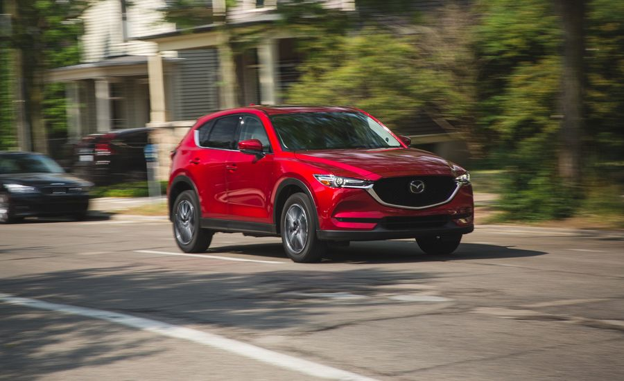 2017 Mazda CX-5 | In-Depth Model Review | Car and Driver
