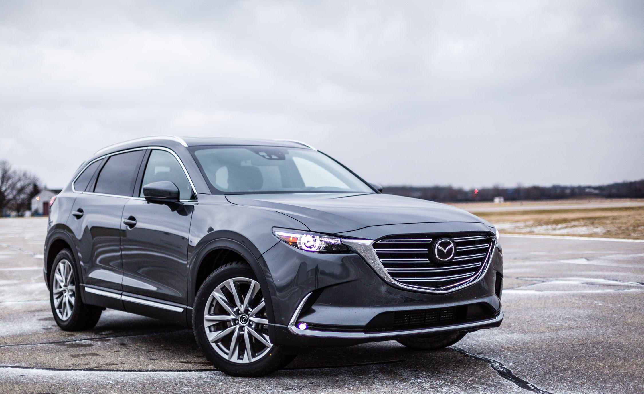 2018 Mazda CX-9 Compared