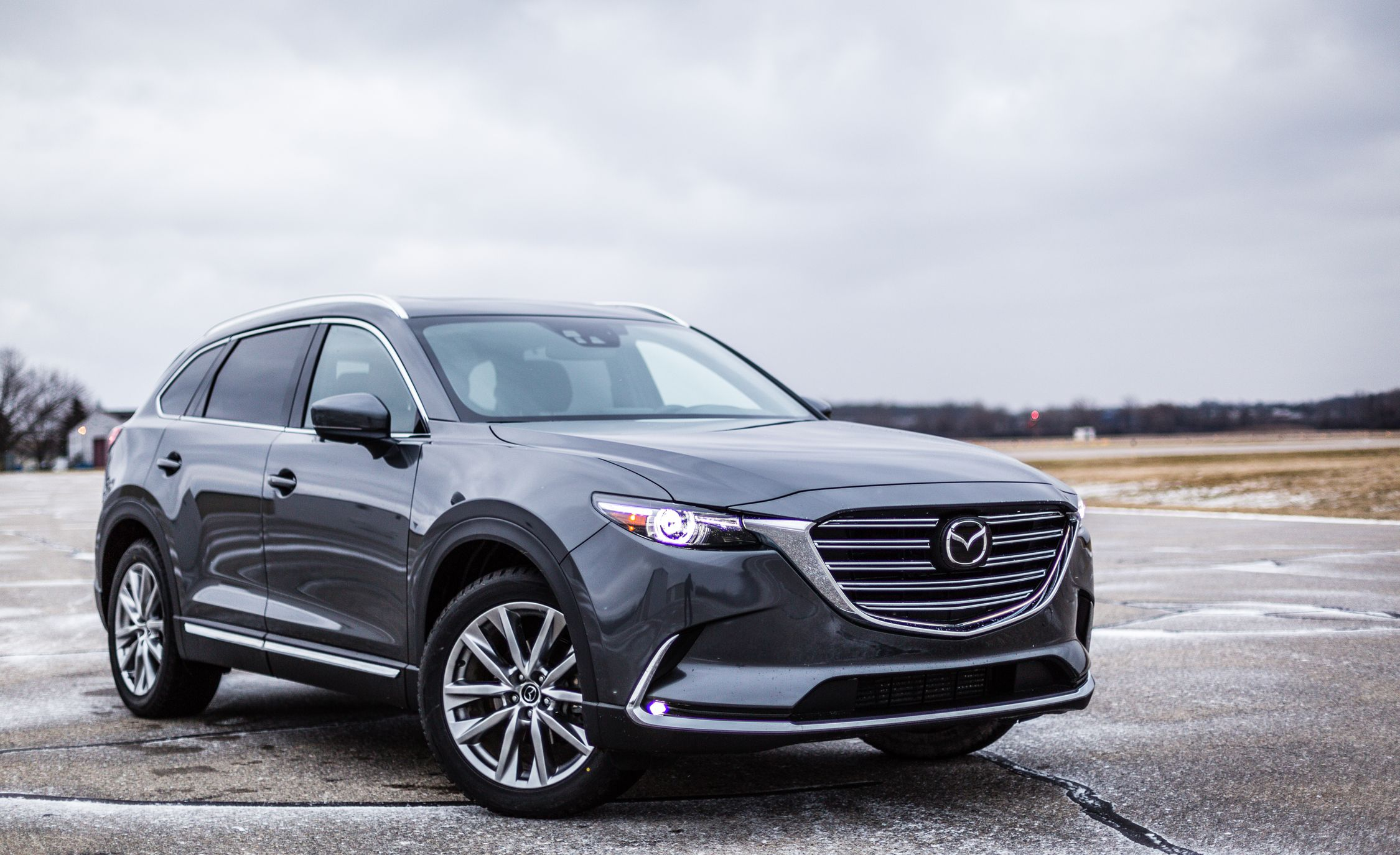 2018 7 Seater Cars >> 2017 Mazda CX-9 | In-Depth Model Review | Car and Driver