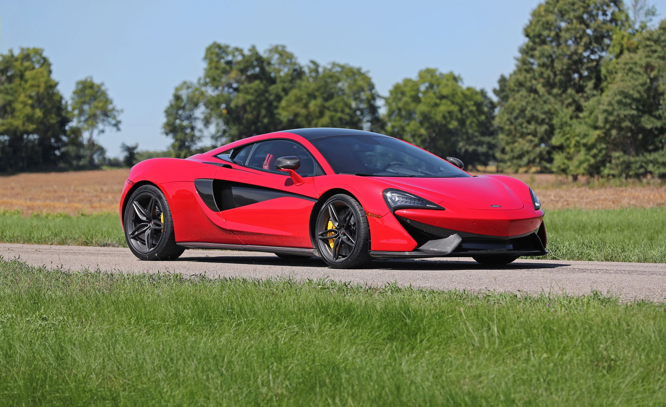 McLaren 570S / 570GT Reviews