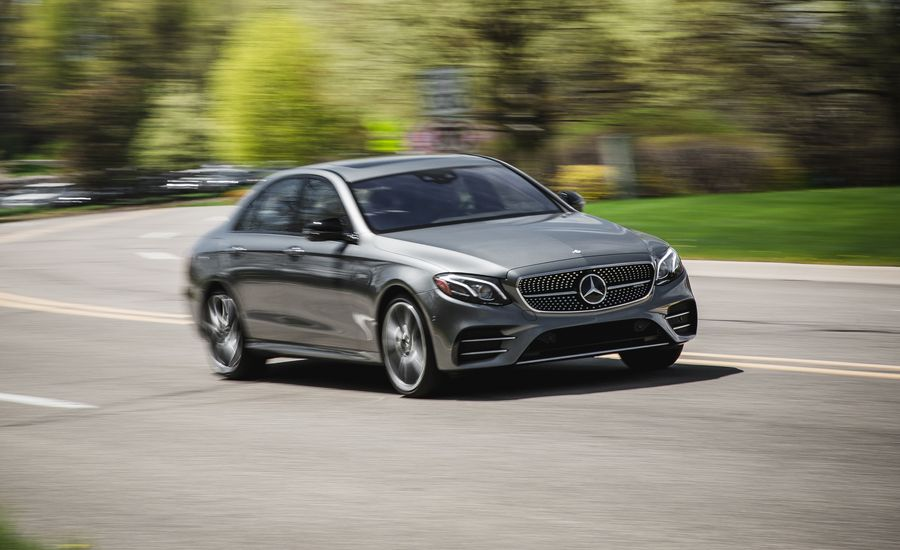 2017 mercedes amg e43 in depth model review car and driver for 2017 mercedes benz e43 amg