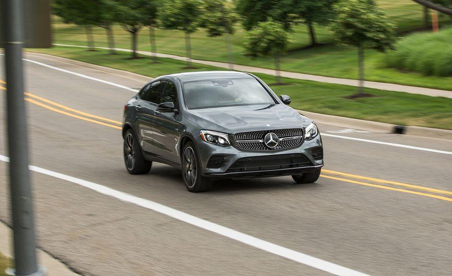 2017 Mercedes-AMG GLC43 / GLC43 Coupe