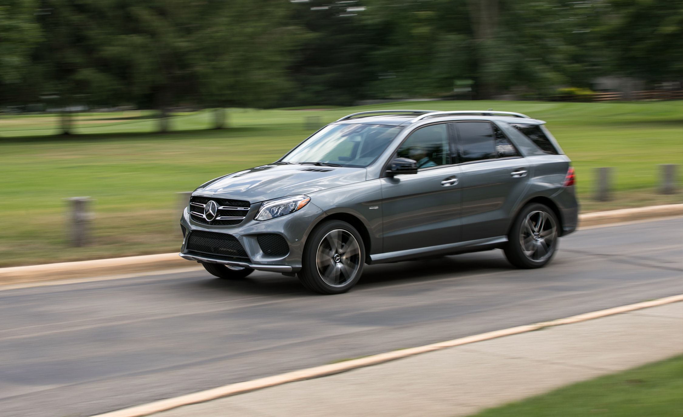 2017 Mercedes Amg Gle43 Gle43 Coupe In Depth Model Review Car