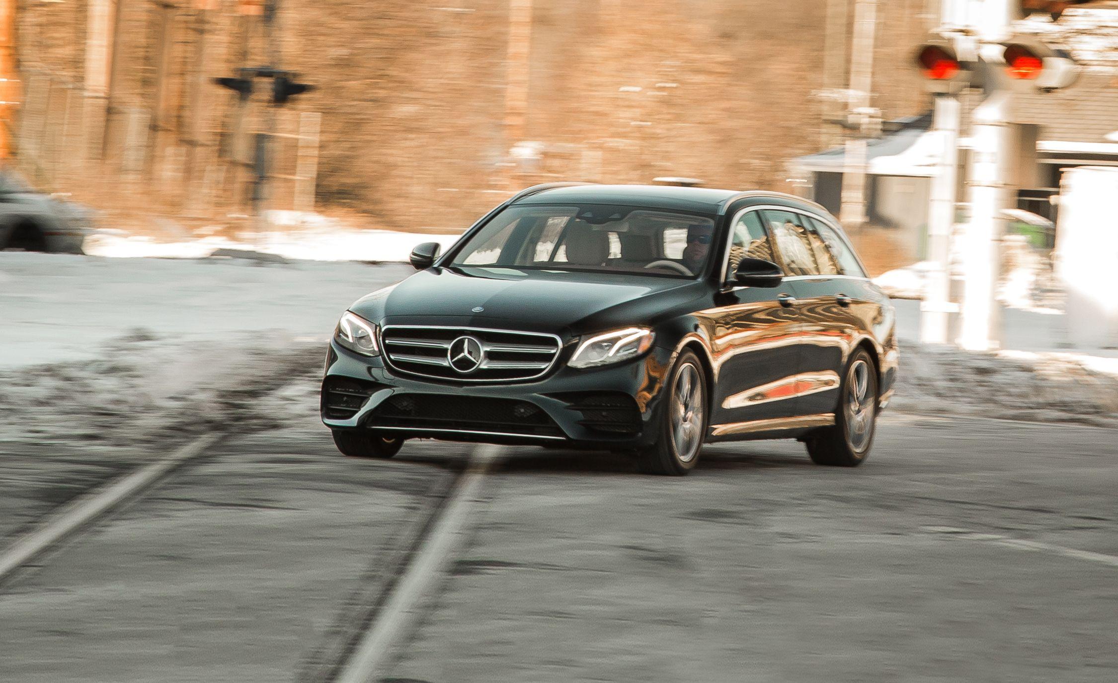 2017 mercedes benz e class wagon in depth model review for Mercedes benz e class 2017 review