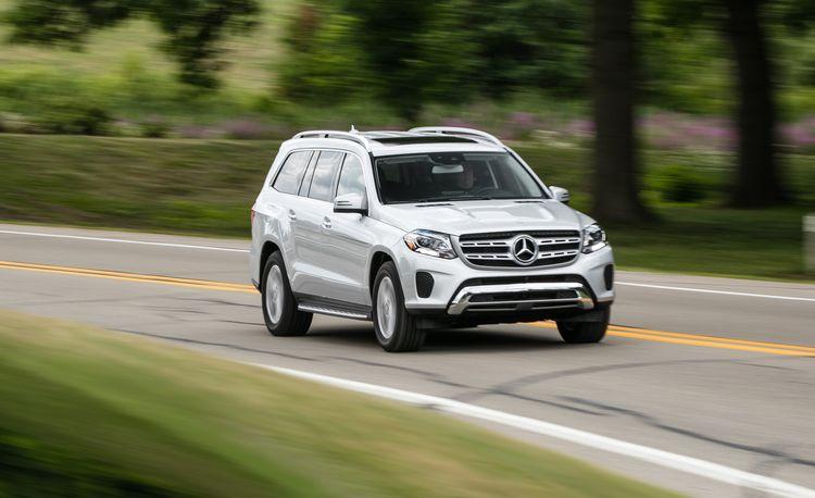 2017 Mercedes-Benz GLS-class