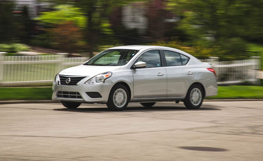 2017 Nissan Versa | In-Depth Model Review | Car and Driver