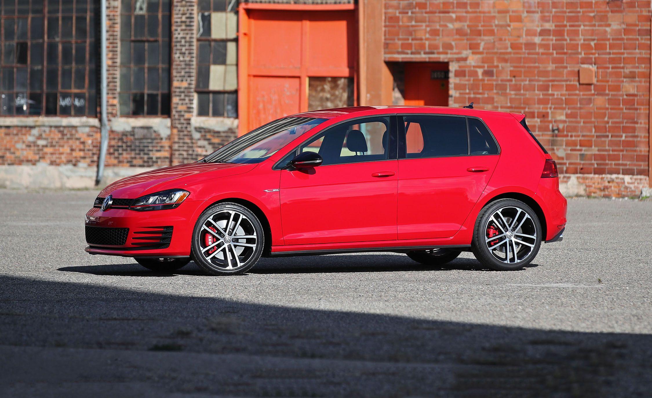 Volkswagen golf gti reviews