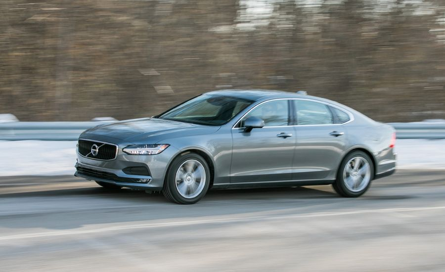 2017 Volvo S90 | In-Depth Model Review | Car and Driver