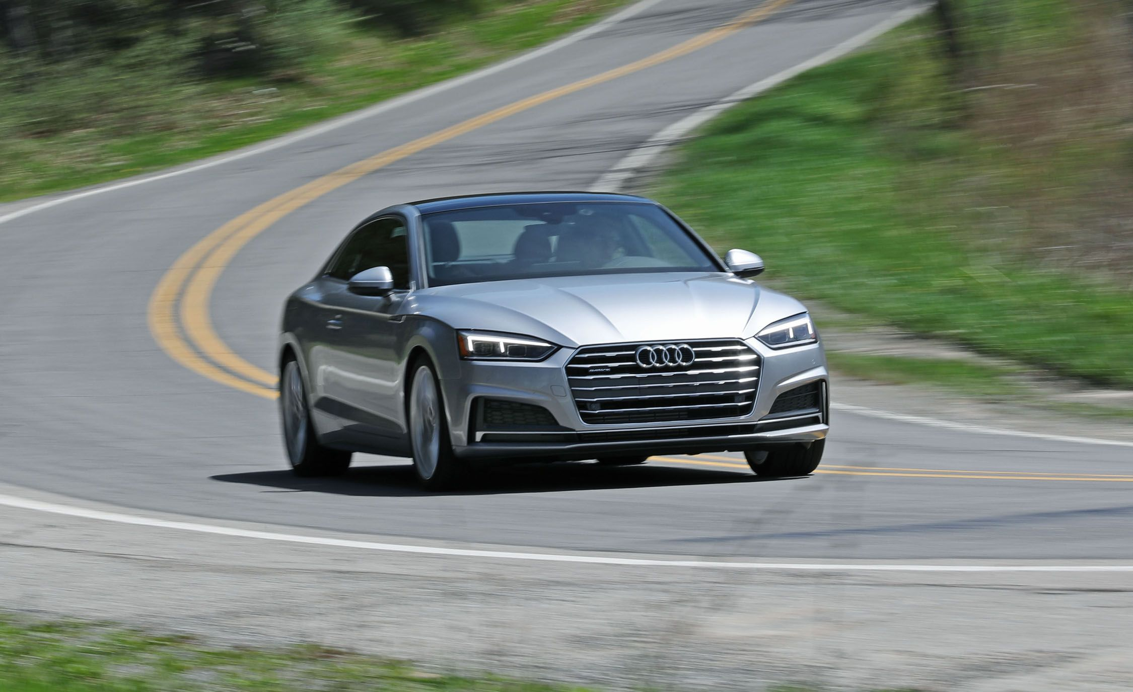 2018 Audi A5 Coupe and Cabriolet