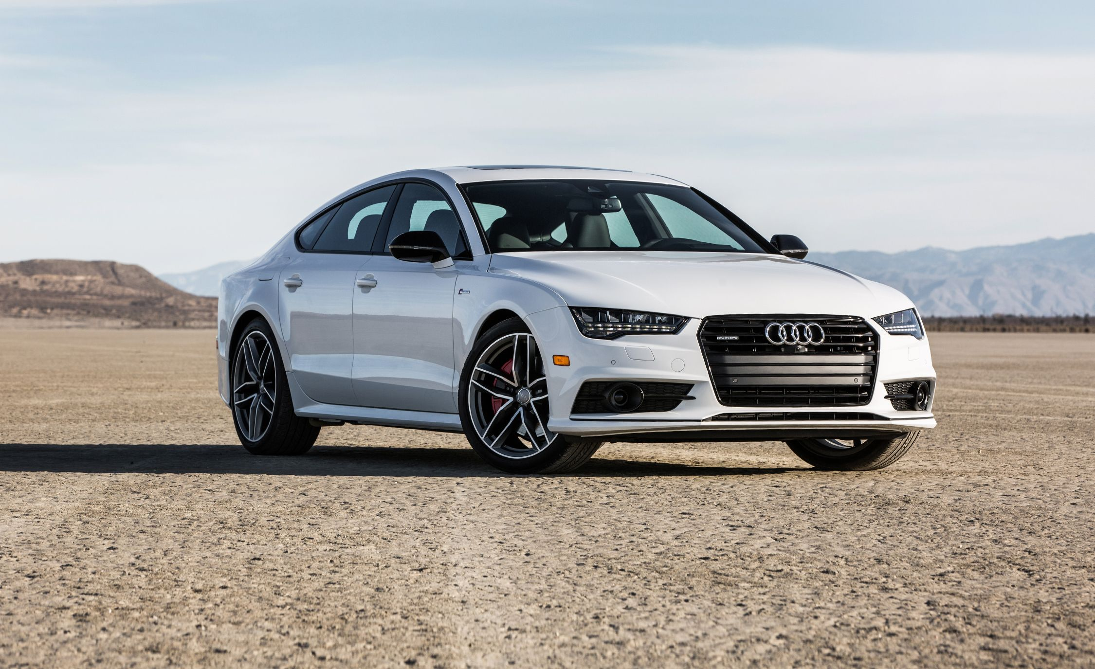 2018 Audi A7 >> 2018 Audi A7 In Depth Model Review Car And Driver