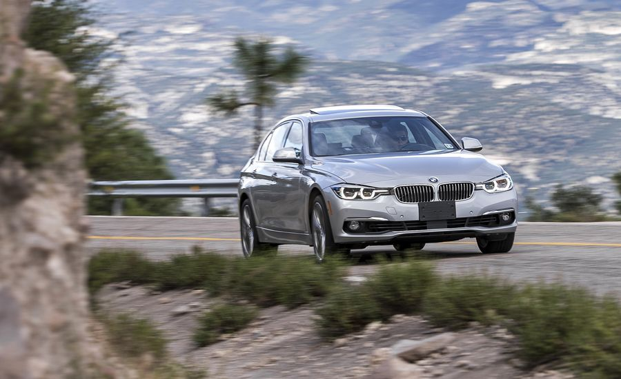 BMW Series InDepth Model Review Car And Driver - Bmw 3 series starting price