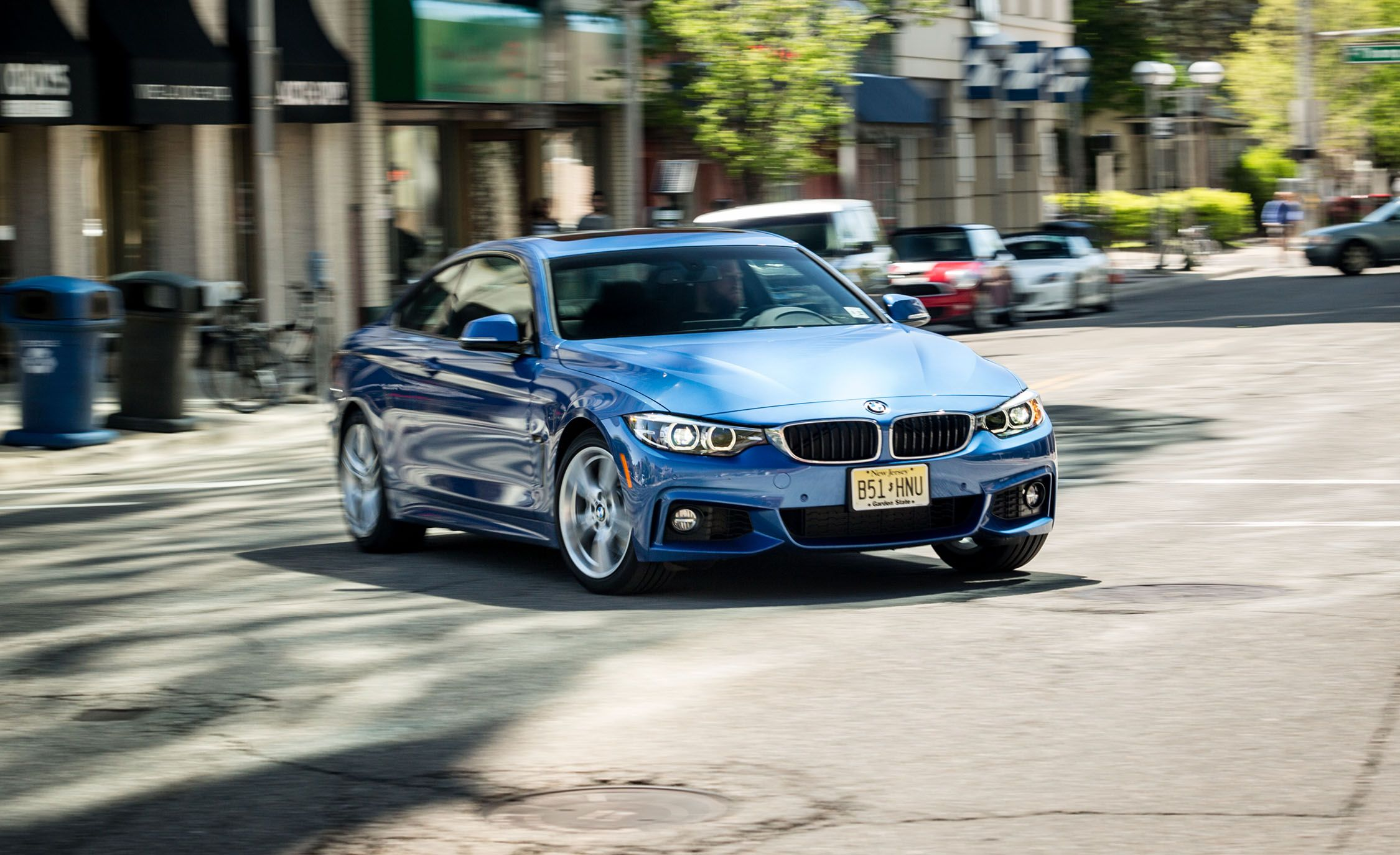 2018 Bmw 4 Series In Depth Model Review Car And Driver HD Wallpapers Download free images and photos [musssic.tk]