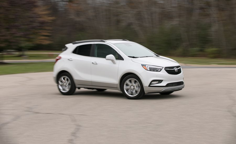 driving suv encore road review awd premium reviews buick test