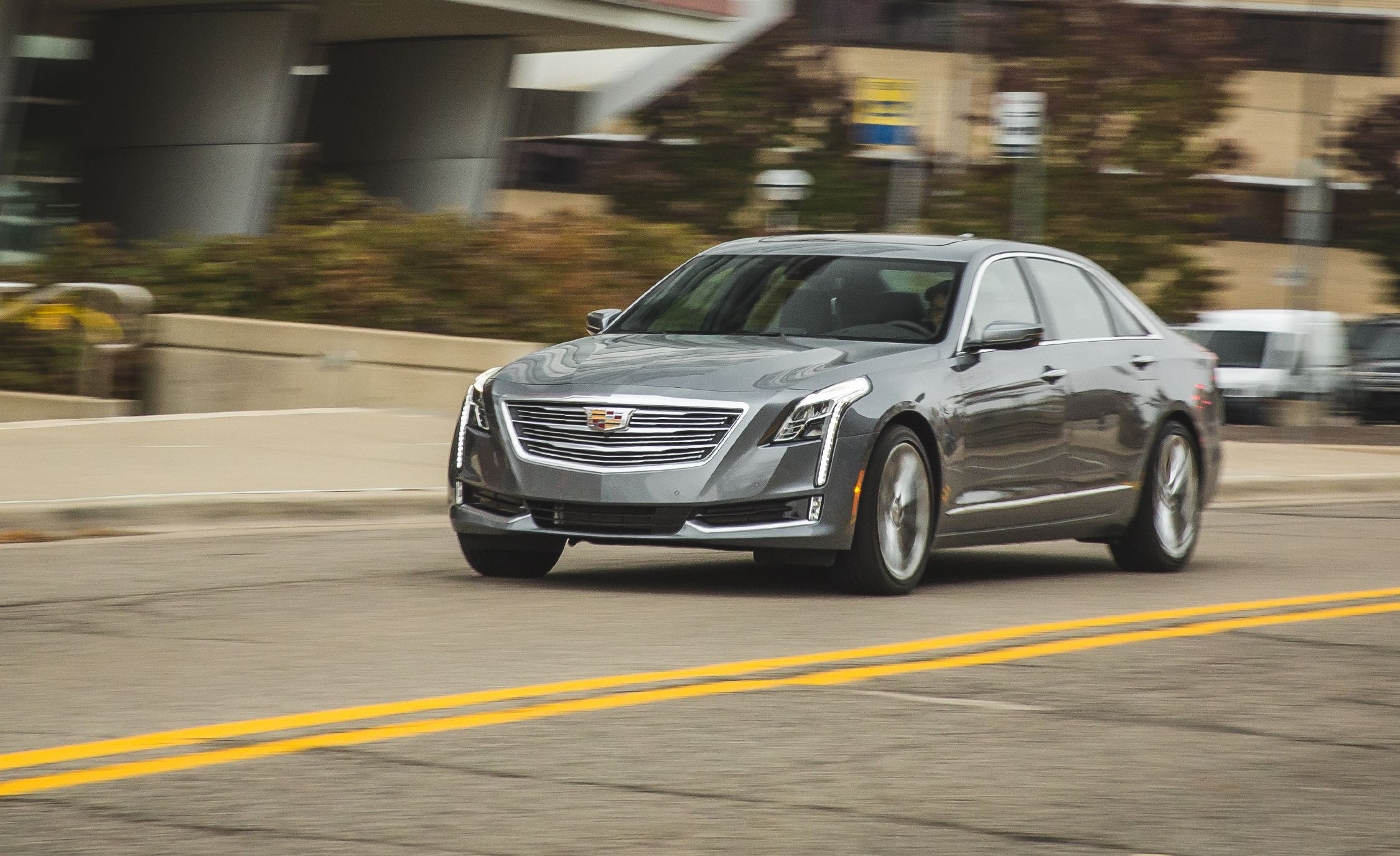 2018 Cadillac Ct6 In Depth Model Review Car And Driver