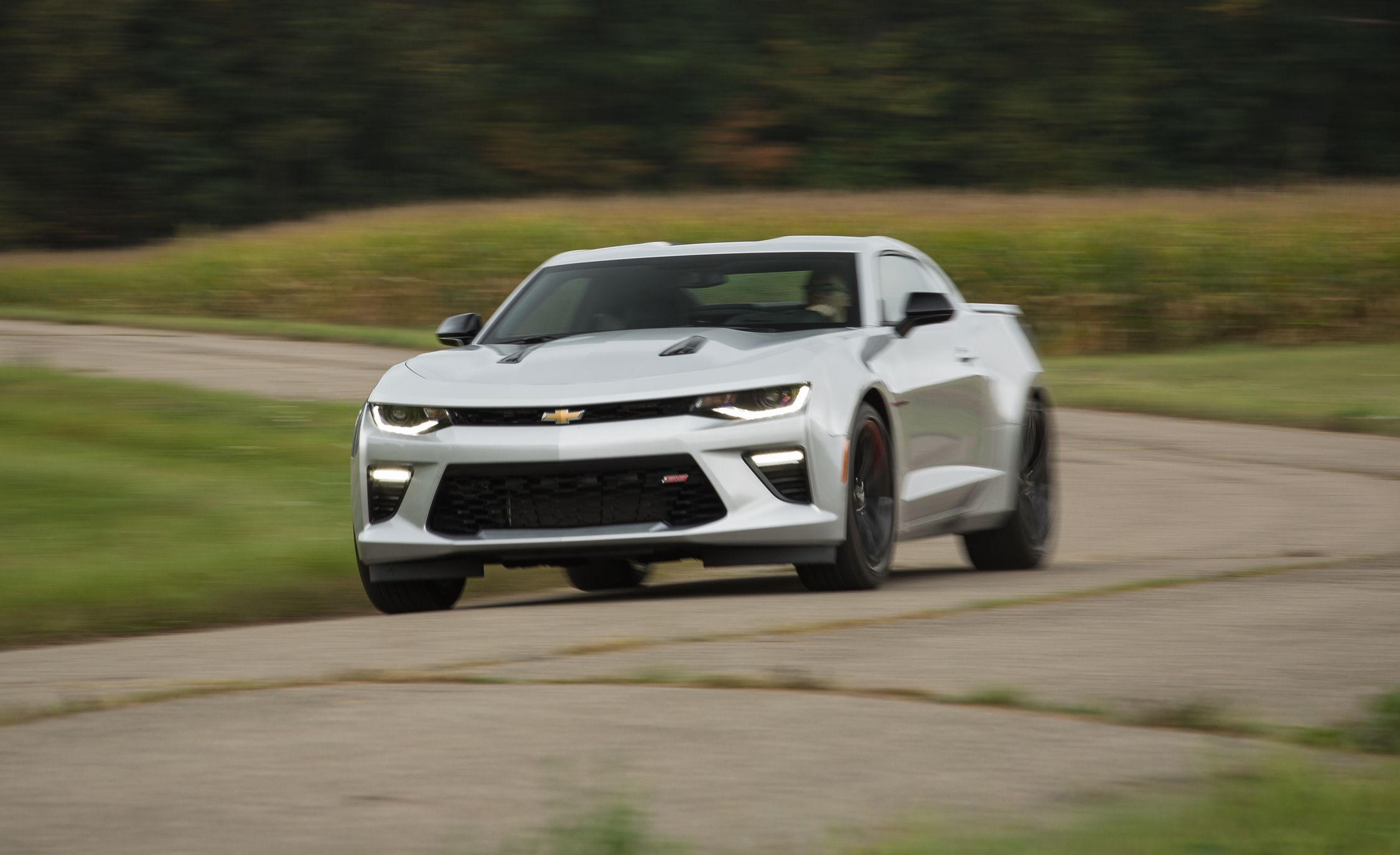 Dodge Charger Hellcat Price >> Chevrolet Camaro Reviews | Chevrolet Camaro Price, Photos, and Specs | Car and Driver