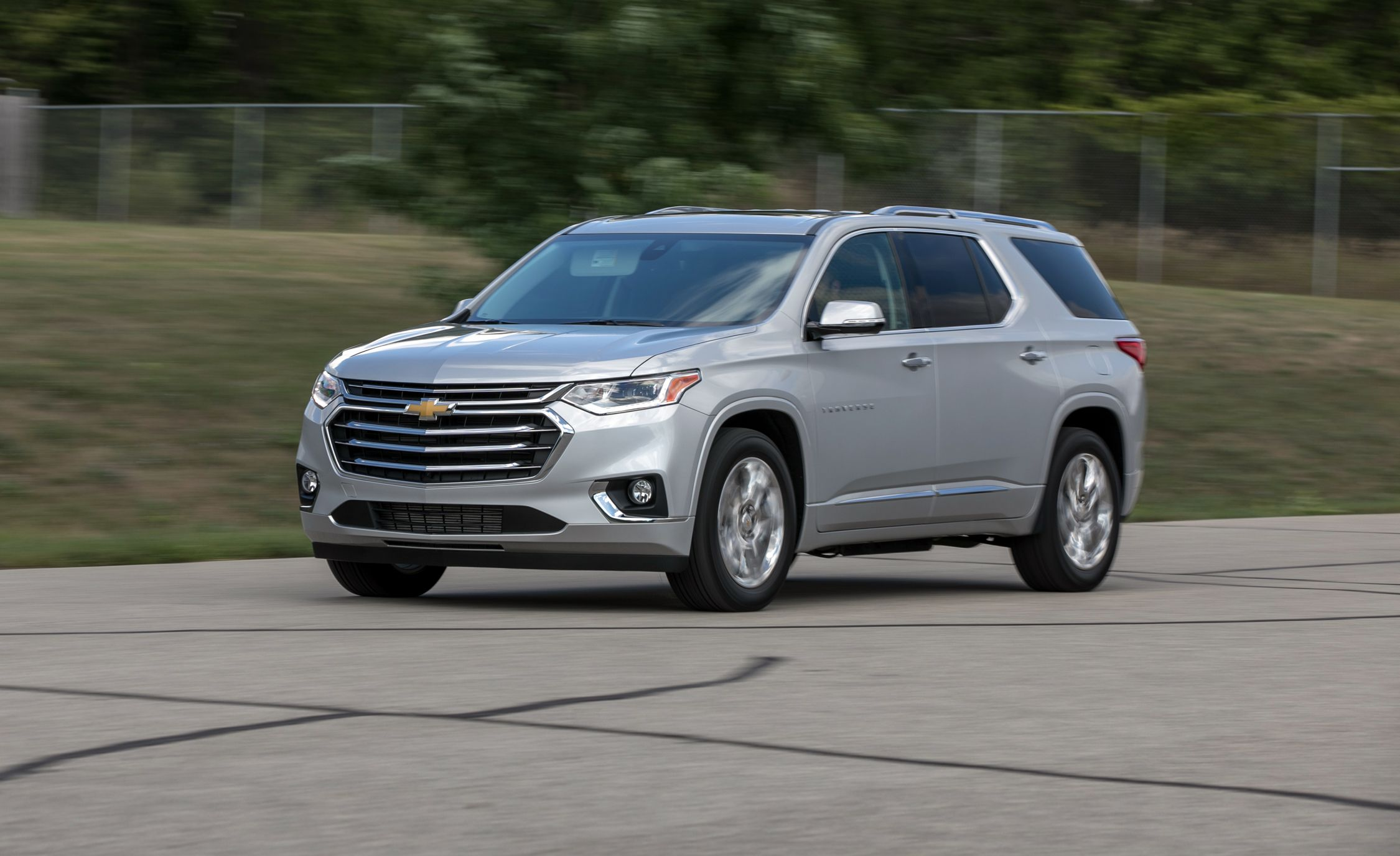 Perfect 2018 Chevrolet Traverse