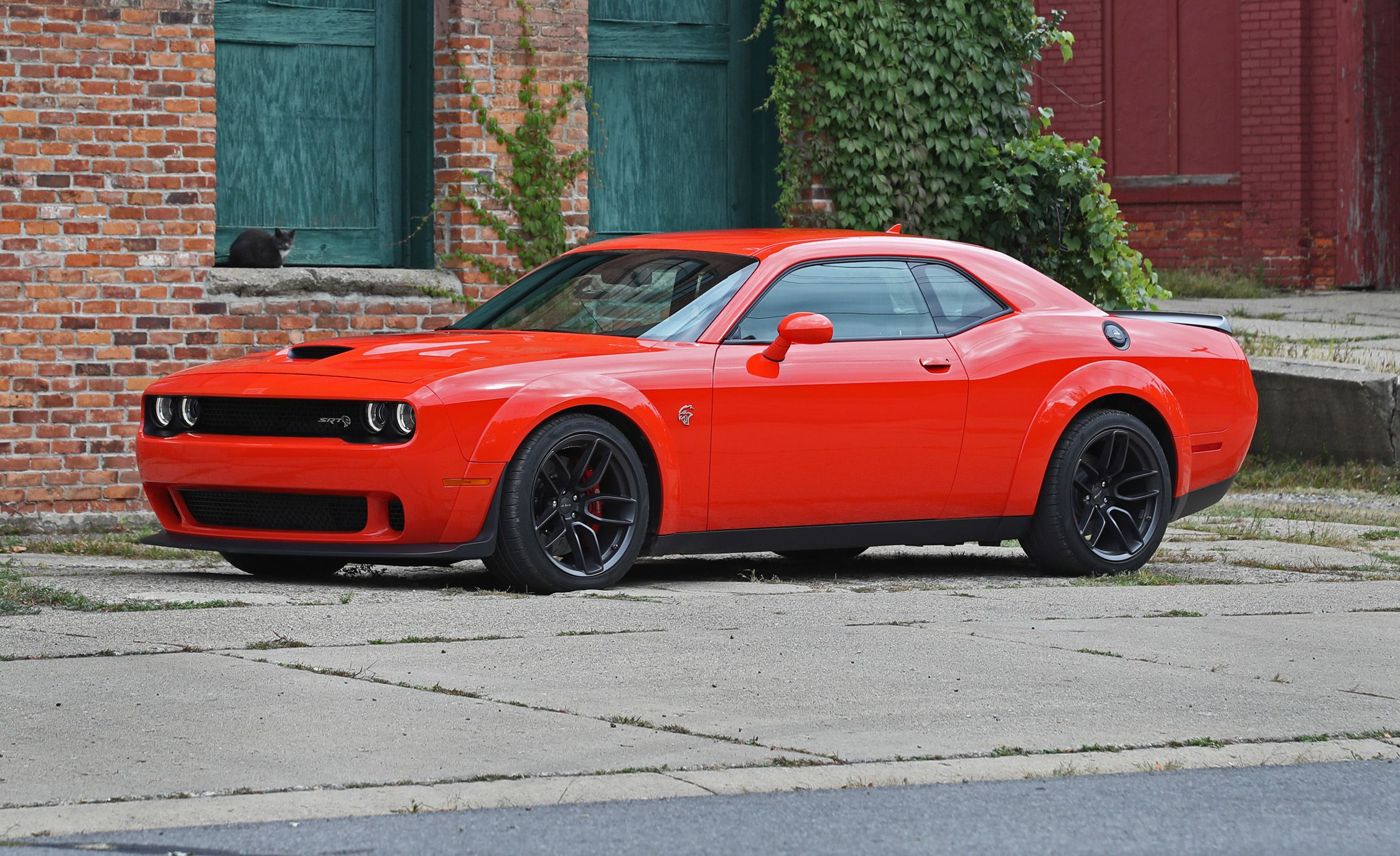 2018 Dodge Challenger Srt 392 Srt Hellcat In Depth Model